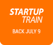 Startup Train - Back July 9